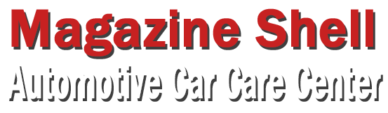 Magazine Shell Automotive Car Care Center